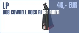 LP 008 Cowbell Rock Ridge Rider