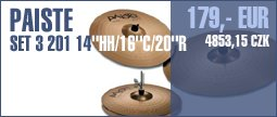 Paiste Set 3 201 14