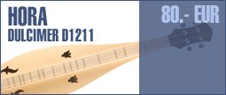 Thomann Europe Dulcimer D1211
