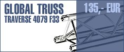 Global Truss F33200 Truss 2,0 m