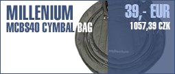 Millenium Multi Cymbal Bag