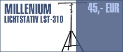 Millenium LST-310 Lighting Stand