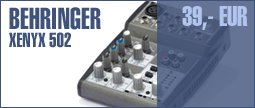 Behringer Xenyx 502