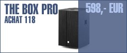 the box pro Achat 118