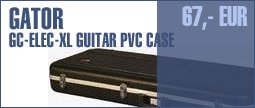 Gator GC-ELEC-XL Guitar ABS Case