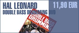 Hal Leonard Double Bass Drumming DVD