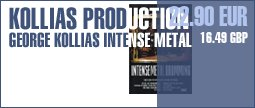 Kollias Production George Kollias Intense Metal