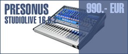Presonus StudioLive 16.0.2