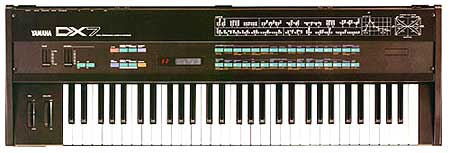Yamaha DX7