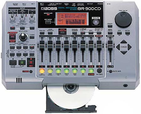 Boss BR900 CD