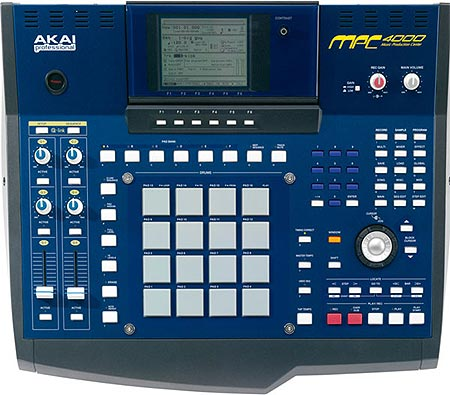 Akai MpC-4000