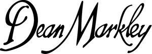 Dean Markley firemn logo