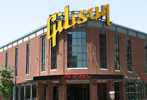 Firmensitz in Nashville