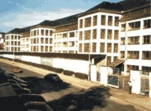 Фабрика HARMONA/Weltmeister в Клингентале