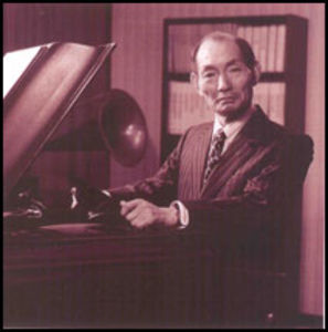 fundador Hideo Matsushita