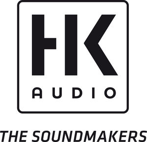 HK Audio bedrijfs logo