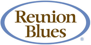 Reunion Blues company logo