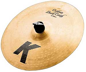 "Zildjian 15"" K-Custom Dark Crash"
