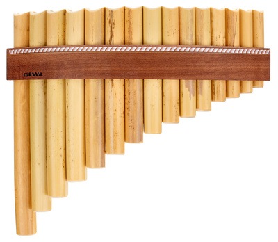 Gewa 700280 Panpipes G- Major