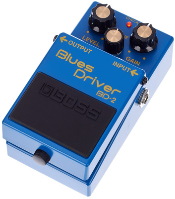 Boss BD-2 Blues Driver  Overdrive Predal
