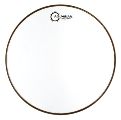 "Aquarian 14"" Classic Clear Resonant"