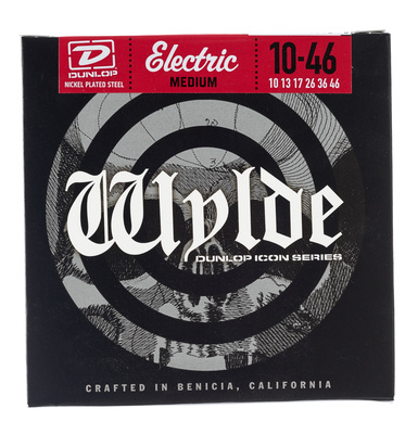 Dunlop Zakk Wylde Icon Electric Med