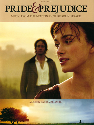 Music Sales Pride & Prejudice f. Piano