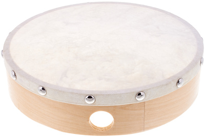 "Millenium 8"" Frame Drum Natural Skin"