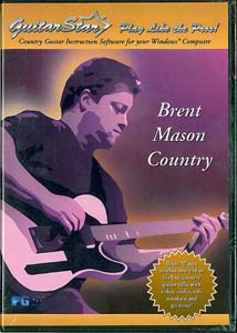 Brümmer Brent Mason Country Guitar