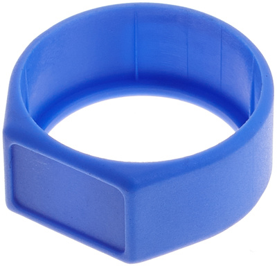 Neutrik XCR Ring Blue