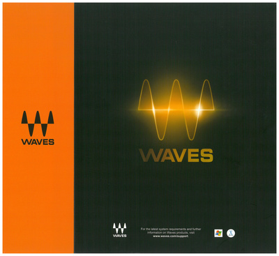 Waves Gold Native Bundle PC / Mac Plugin Bundle