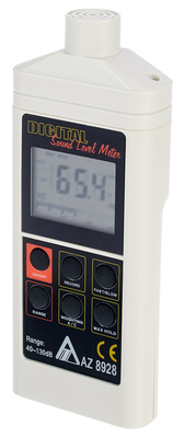 Digital Sound 8928 Level Meter