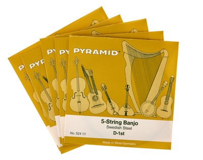 Pyramid Banjo 5 Loop End
