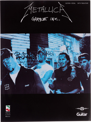 Hal Leonard Metallica Garage Inc.