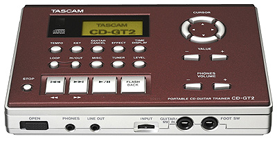 Tascam CD-GT 2