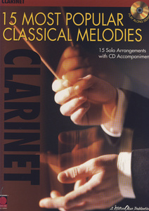 Hal Leonard 15 Popular Classical Cl