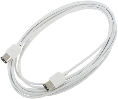 pro snake FireWire Cable 6 Pin 4.5m