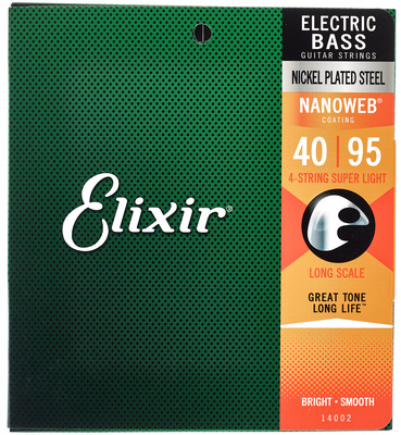 Elixir 14002 Super Light Nano Web 040 - 095