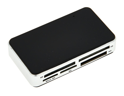 the t.pc Card-Reader fr Smartmedia Card und Compact Flash