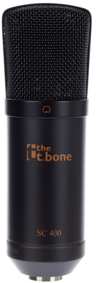 the t.bone SC400 Studio Grossmembran-Mikrofon