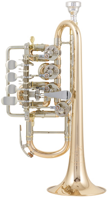 Johannes Scherzer 8111-L High Bb/A-Trumpet
