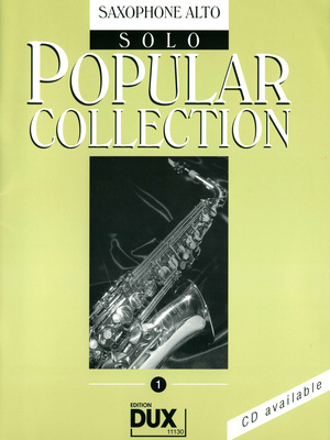 Edition Dux Popular Collection 1 (A-Sax+P)