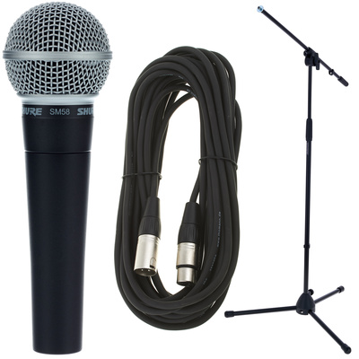 Shure SM58-Set