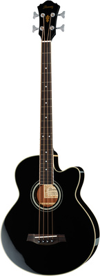 Ibanez AEB8EBK Akustik Bass