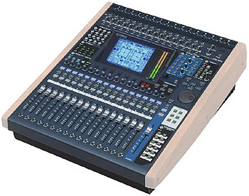 Yamaha DM 1000-VCM Digital Mixer