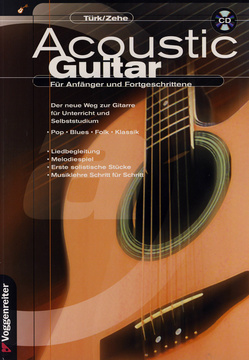 Voggenreiter Acoustic Guitar 1