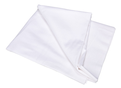 Stairville Stage Curtain Pure White 300cm