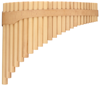 "Solist Panpipes Tenor D'-G""""25 Tubes"