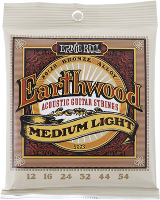 Ernie Ball EB 2003 Earthwood Bronze