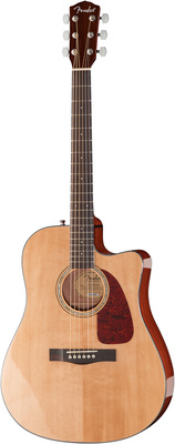 Fender CD-140SCE Westerngitarre natur